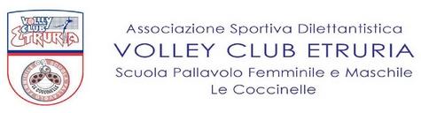 Logo Volley Club Etruria