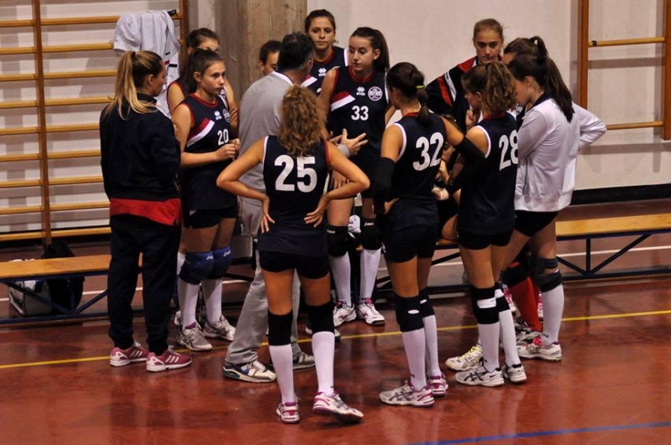 U15 Rossa Sestese - Borgo San Lorenzo  3-1