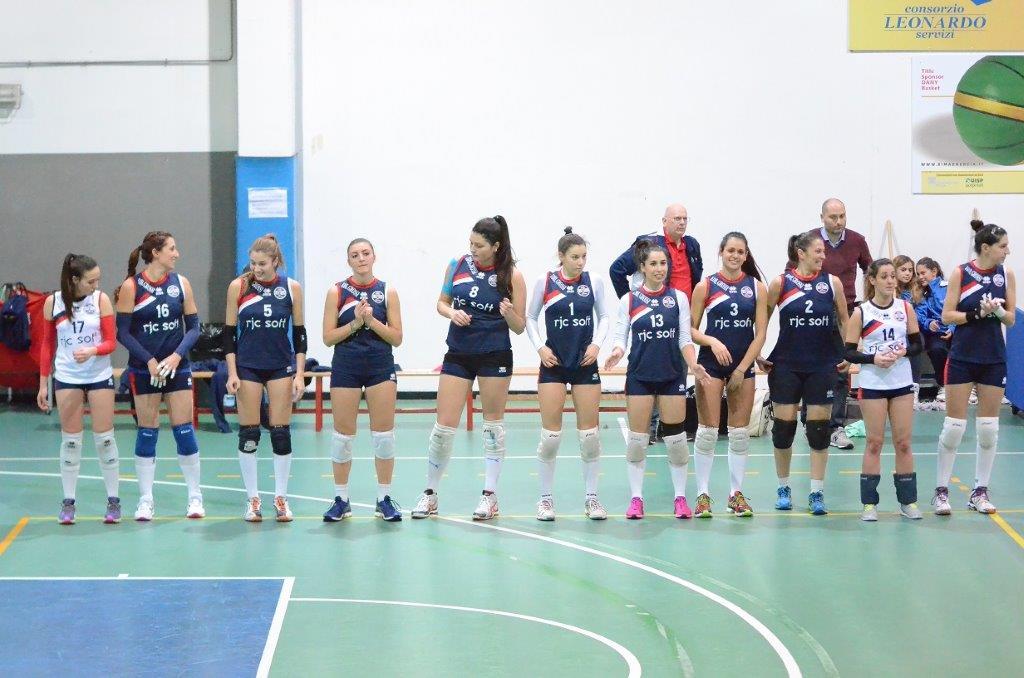 Volley Club Sestese - Quarrata 3-1 2015-2016