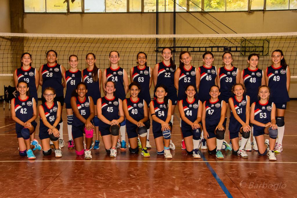 Under 13 Volley Club Sestese