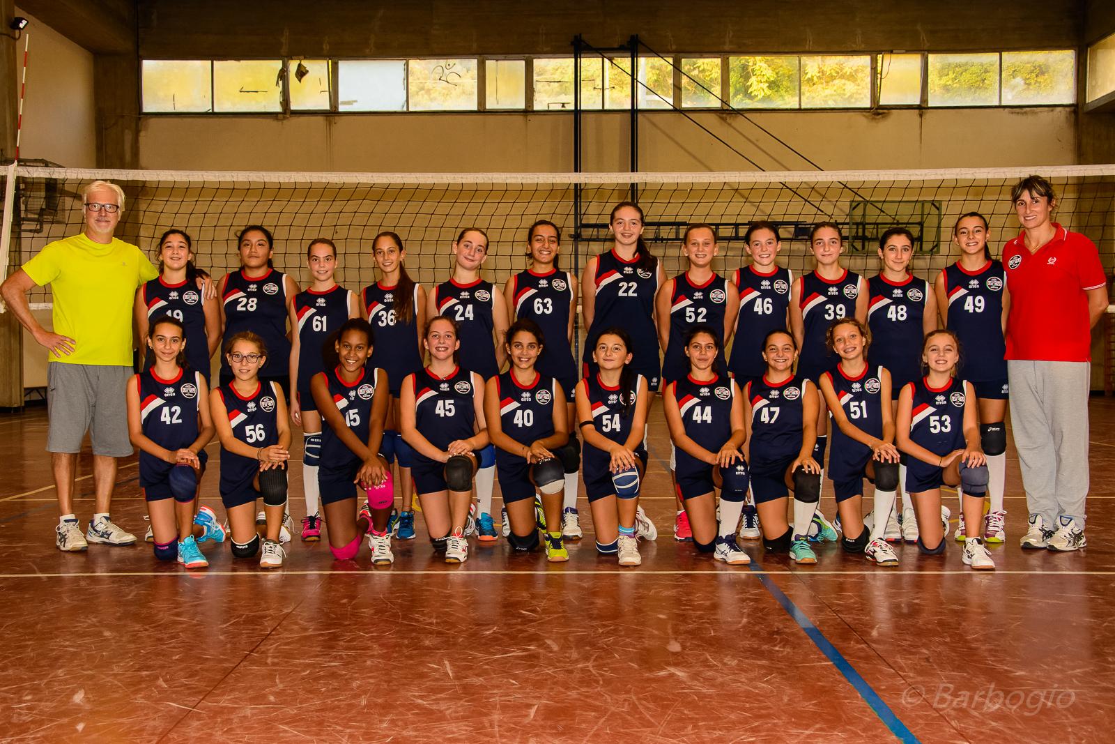 Calendario Fipav.Under 13 Fipav Uisp 2017 2018 Volley Club Sestese