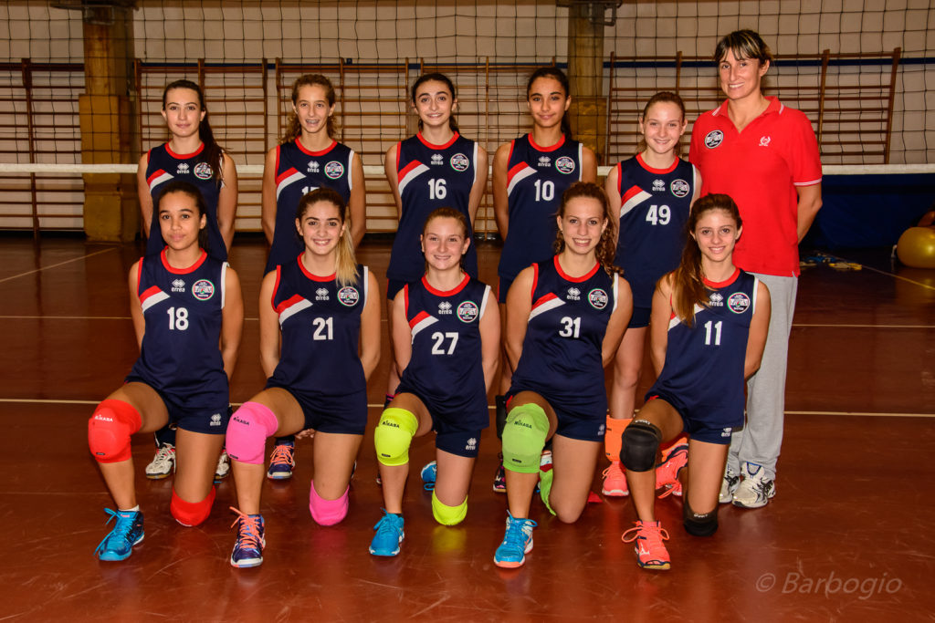 Under 14 Volley Club Sestese
