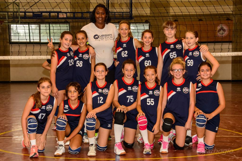 Under 12 Bianca Volley Club Sestese