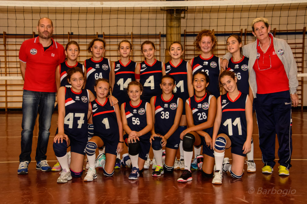 Under 12 Rossa Volley Club Sestese