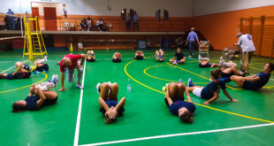 Allenamento Volley Club Sestese