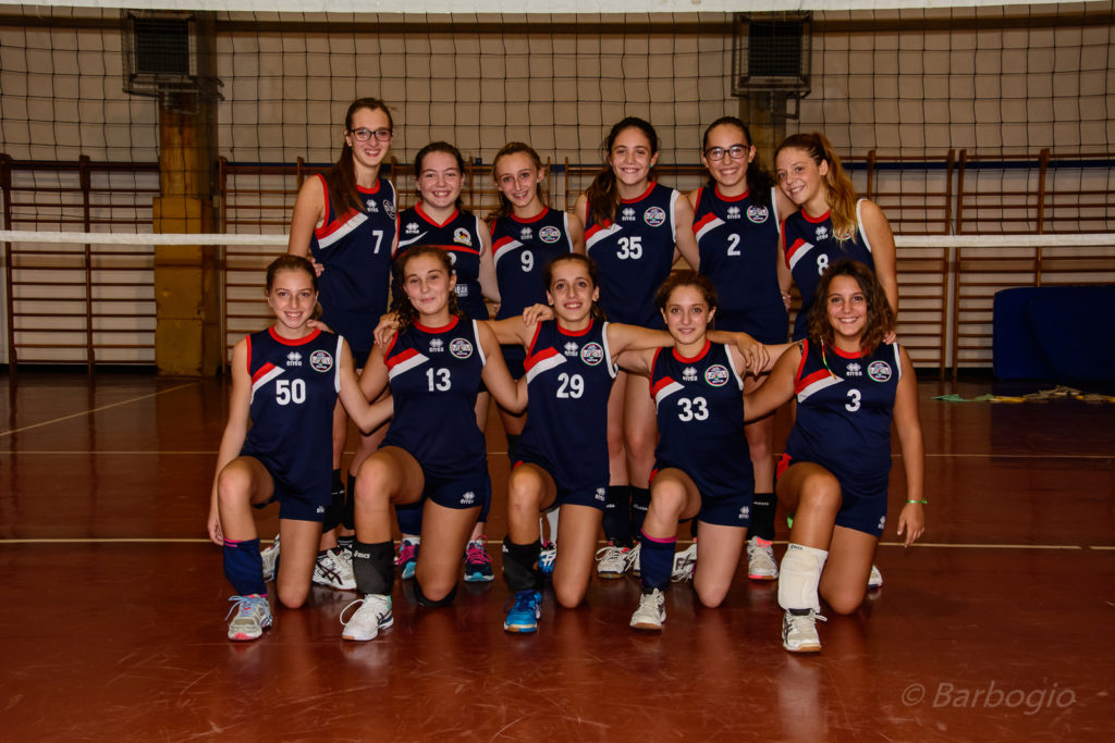 Under 14 Volley Club Sestese