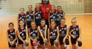 Under 12 Bianca Volley Club Sestese