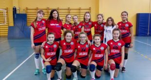 Volley Club Sestese Under 13 Rossa