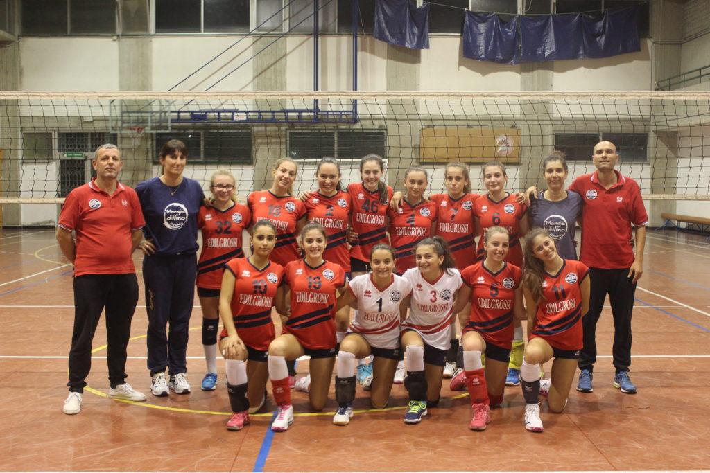 Under 16 Blu Volley Club Sestese